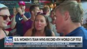 """F*ck Trump"" Chants Interrupt Fox News Broadcast From Bar In France! ""Get That Racist Out Of The WH"""