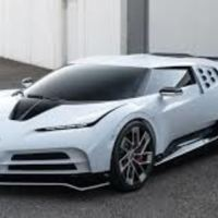 Sheesh: Bugatti Unveils 1600 HP $9 Million Centodieci! (Only 10 Made)