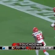 Just Like That: Browns Player That Snuck Into A Tryout Scores A 86-Yard Touchdown On His First NFL Play!