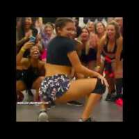 Sheesh: Twerk Teacher Shows Off Her Skills!