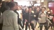 Killed It: Teacher And Her High Schoolers Perform MJ's Thriller Dance Throughout Their Schools Hallway!