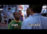 Is This Accurate? Iran vs. The U.S. & Canada (Spoof)