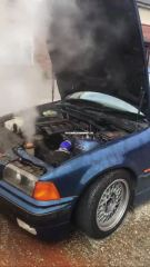 "Car Is Finished: Dude With Mechanical Problems Decides To Open The ""Do Not Open Valve"""