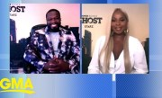 Mary J. Blige and 50 Cent talk about working together on 'Power Book II: Ghost' l GMA