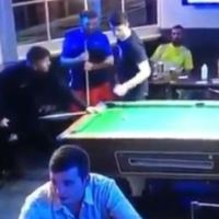 Guy Disrespected The Wrong One At The Pool Table & Pays The Price!