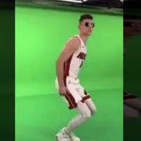 Who Made This: Leaked Footage Of Tyler Herro Celebrating After Receiving His Hood Pass From Jimmy Butler!