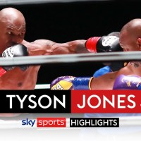 Mike Tyson vs Roy Jones Jr 👊| The Fight In 60 Seconds