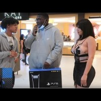 WOULD YOU RATHER HAVE A PS5 OR THE GIRLS?? *Public Interview*
