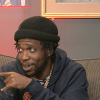Curren$y in the trap! wit DC Young Fly Karlous Miller & Chico Bean