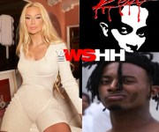 """Iggy Goes Off On Playboi Carti For Ghosting Her & His Kid On Christmas Day + TeeJayx6 Clowns Album! """"Worst Music I Ever Heard"""" [Screenshots]"""