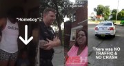 """Bodycam Shows Jacksonville, FL Cops Lying After Leaving A Woman With Broken Teeth… All Because Officer Trespassed Her Property! (""""Checking Emails"""")"""