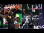 Terry Rozier DUNKS ON Kevin Durant!   2020-21 NBA Season
