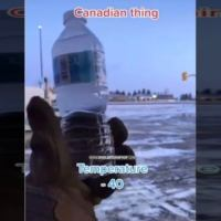 Yikes: This How Cold It Is In Canada Right Now!