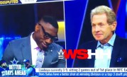 Shannon Sharpe Going Down Bad… Tells Skip How His Homie Violated The Bro Code!