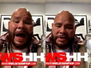 """""""I Would Of Fought Him For Free"""" Fat Joe Says They Offered Him Over $1 Million To Fight 50 But Declined & Says To Respect Jake Paul For KO'n Out Nate!"""