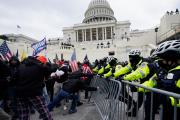 Man Claims Protesters Who Stormed The US Capitol Building Were Antifa Members Posing As Trump Supporters!