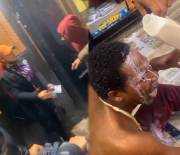 Learned His Lesson The Hard Way: Dude Gets Maced During An Argument With A Chick & Goes Crazy Inside A Store!