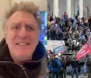 """""""If These Were Black Ppl, These Would Be Dead Bodies"""" Michael Rapaport Points Out The Inequality With Rioters Entering The US Capitol Building!"""
