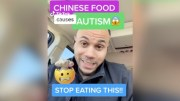 Is He Buggin? Dude Claims That Chinese Food Causes Autism!