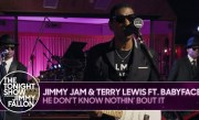 Jimmy Jam & Terry Lewis ft. Babyface: He Don't Know Nothin' Bout It