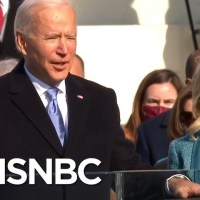[:en]Joe Biden Sworn In As The 46th President Of The United States | MSNBC[:]