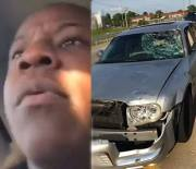 That's Foul AF: These Boys Were So Turnt Up That They Hit A Construction Worker On The Highway & Didn't Even Realize It!