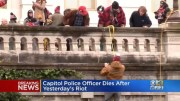 Capitol Police Officer Dies Due To Injures Sustained During Riots At U.S. Capitol Building!