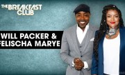 Will Packer & Felischa Marye Talk Relationships And Searching For Something 'Bigger'