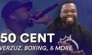 50 Cent Talks Verzuz, celebrity boxing, and upcoming projects with 'The Morning Culture'
