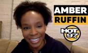 Amber Ruffin On 'White History Month' Skit, SNL Audition, + Black Women In Improv