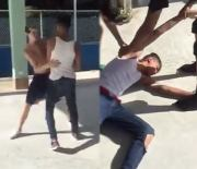 That Left Hook Deadly: Dude Gets Knocked Out Bad During A Street Fight!
