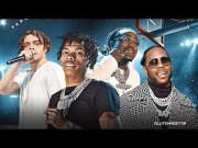 Lil Baby & 2 Chainz Vs. Quavo & Jack Harlow All-Star Basketball 2V2 Match (THINGS Get HEATED)