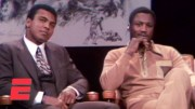 That Time When Muhammad Ali And Joe Frazier Got Into A Fight In A TV Studio!