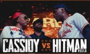 CASSIDY VS HITMAN HOLLA EPIC RAP BATTLE – RBE