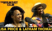 Lisa Price & Latham Thomas Discuss Black Maternal Health, 'Love Delivered' Program + More