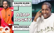 A$AP Rocky Reviews His Best & Worst Looks | Style History | GQ