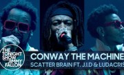 Conway the Machine: Scatter Brain ft. J.I.D & Ludacris | The Tonight Show Starring Jimmy Fallon