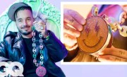 J Balvin Shows Off More of His Insane Jewelry Collection | On The Rocks | GQ