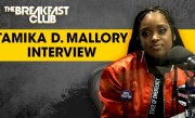 Tamika Mallory On Her Dedication To Activism, Social Justice, America's Boiling Point + More