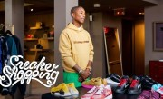 Pharrell Goes Sneaker Shopping With Complex