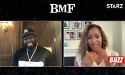 50 Cent talks about 'BMF' and how he was intrigued by the story of the shows real life characters