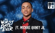 Power Book II Star Michael Rainey Jr. Shares Bad Date Exit Strategies & More   #TheWorstDateEver