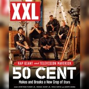 50 Cent and Demetrius 'Lil Meech' Flenory Jr. Interview – BMF, Acting Classes and Portraying Dad