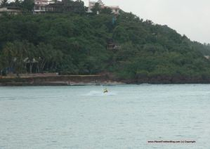 Dona Paula is a hub of water sports activities
