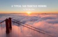 A Typical San Francisco Morning