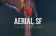 Aerial San Francisco 4K Film