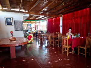 Culinary Travels: Restaurant El Huarango