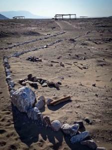 Chauchilla Cemetery in Nazca