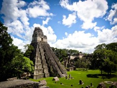 Travel Photo: Guatemala - Ruins of Tikal