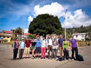Salkantay Trek to Machu Picchu with Fabienne, Jaakko, Lee, Jess, Victor, Tom, Ross, MaryAnn, Bo, Rebecca & Ingvild